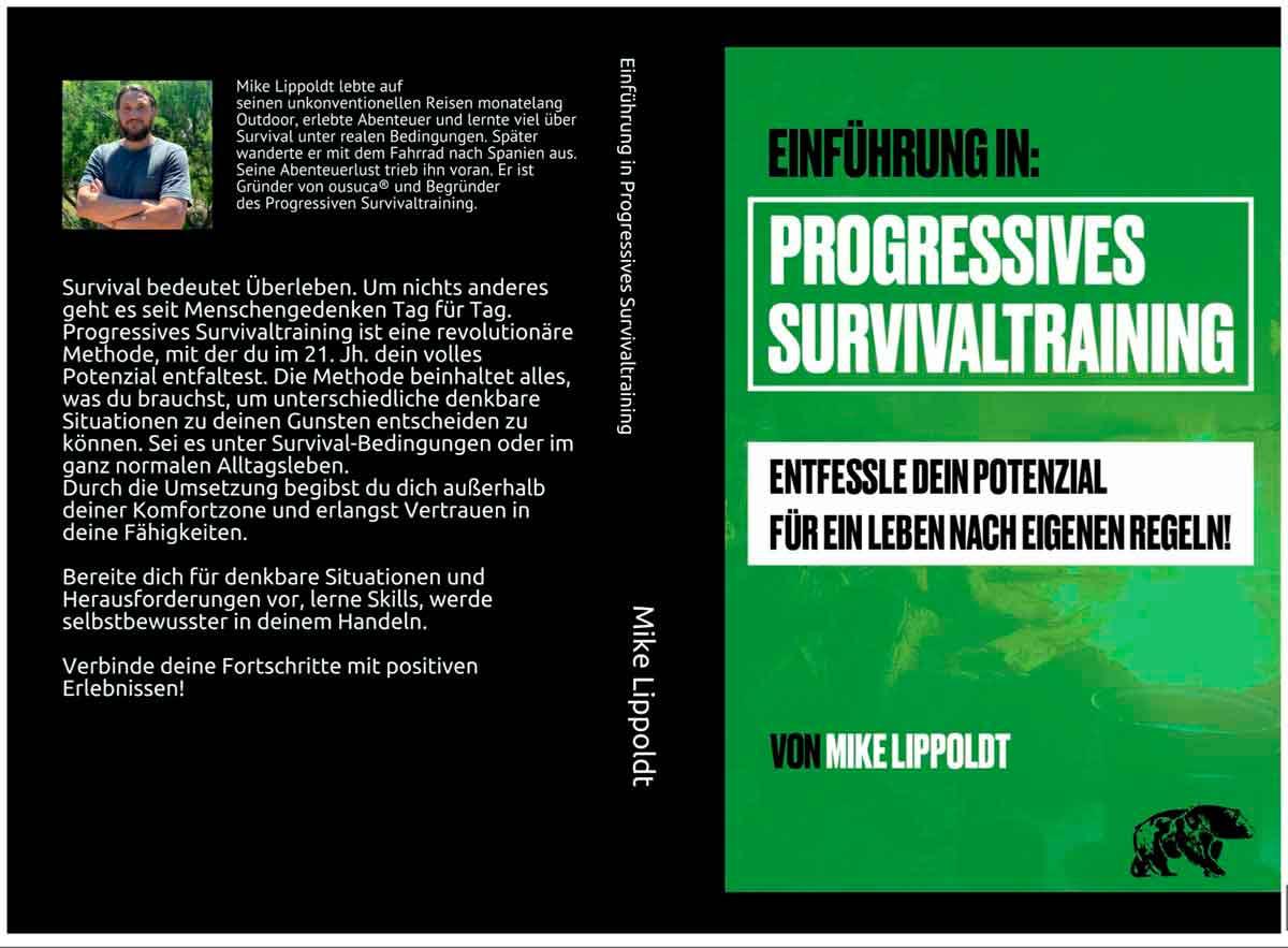 Survival Buch: Einführung in Progressives Survivaltraining